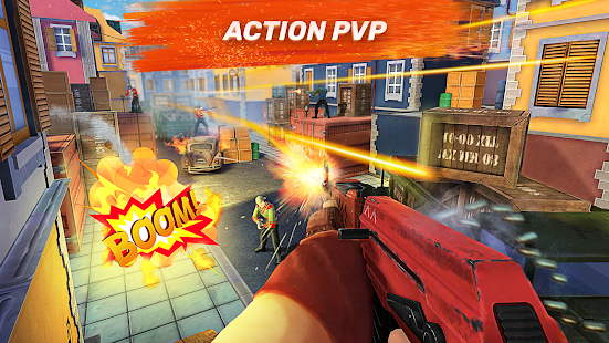 Guns of Boom Online Shooter