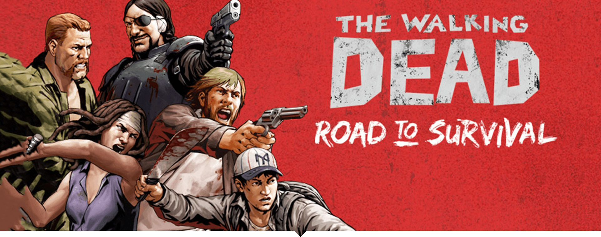 The Walking Dead Road to Survival
